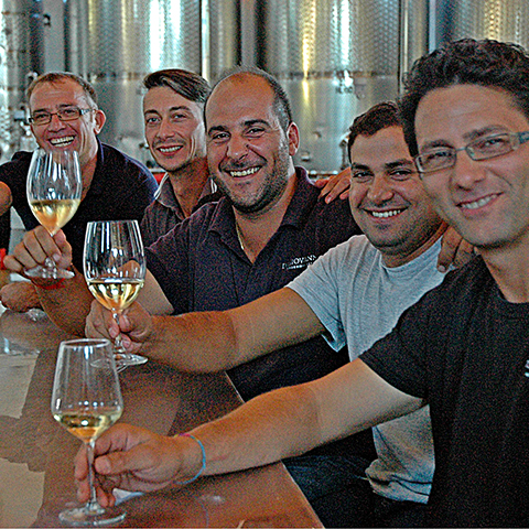 Winery Team