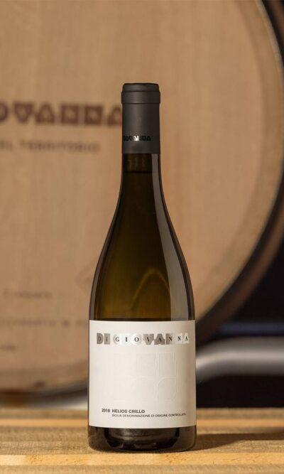 Grillo Helios Di Giovanna DOC Sicilia vino bianco siciliano