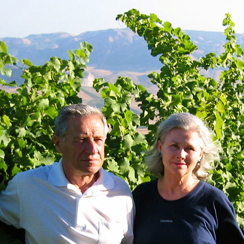 Aurelio and Barbara Di Giovanna