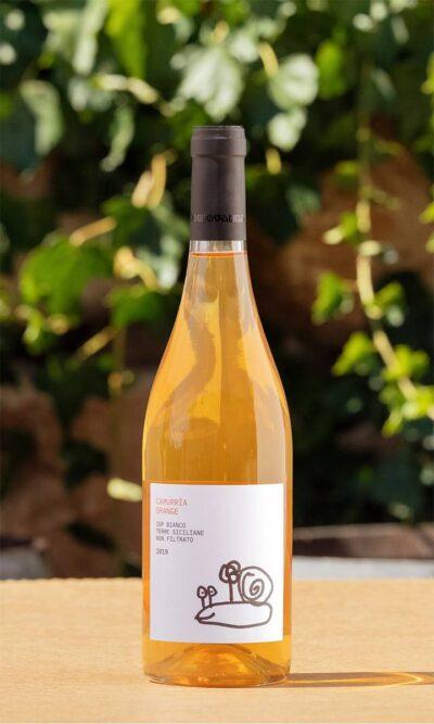 Camurria Orange Di Giovanna vino naturale