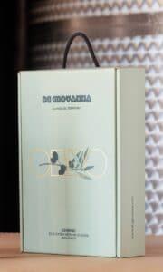 Gerbino Olio Extra Vergine di Oliva biologico confezione regalo 3 bottiglie da 500 ml